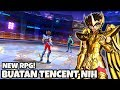 Berlisensi ga ya - SAINT SEIYA Tencent Android Gameplay New Rpg