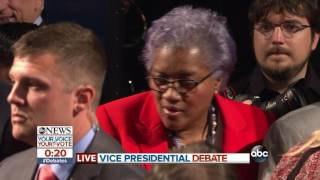 FULL 2016 Vice Presidential debate - Tim Kaine vs. Mike Pence