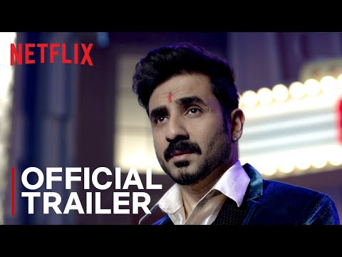 Hasmukh Official Trailer | Vir Das, Ranveer Shorey | 17 April | Netflix India