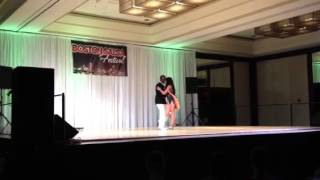 Kizomba Performance by Anya Faruque and Junior Mathieu
