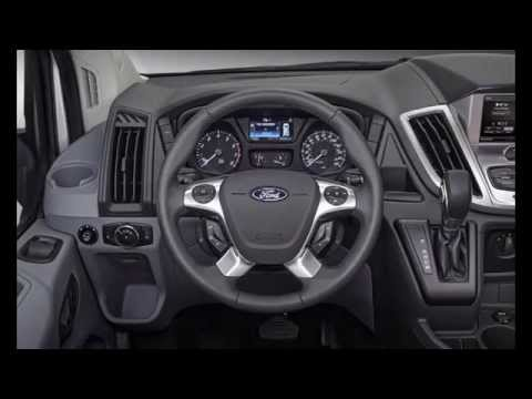 2015 Ford Transit Wagon Interior Youtube