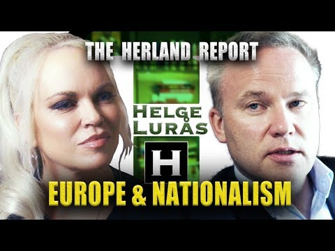 Resurging National Identity - Helge Lurås, Herland Report TV (HTV)