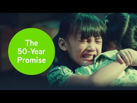 The 50-Year Promise – a CNY 2017 story by Maxis 4G films