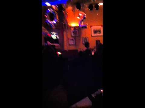 kARAOKE With Drew - the best-  singing Elvis at  Joe and Joe   beth billy 2012