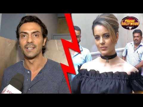 Arjun Rampal Supports Hrithik Roshan In Kangana's Controversy | Bollywood News