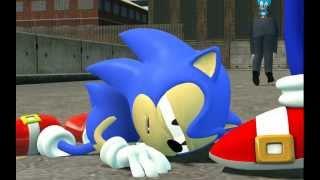 Sonic The Hedgehog Reminiscent Five Part 2/2