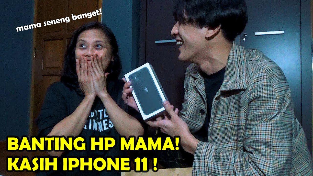 BANTING HP MAMA! GANTI IPHONE 11 ❤️