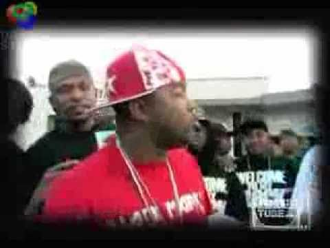 Boyz N Da Hood, Gorilla Zoe - Bite Down (real video, uncensored) with LYRICS