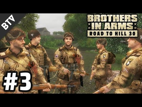 TENSIONS ARE RISING! | Brothers in Arms: Road to Hill 30 Campaign Walkthrough #3