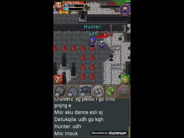 Go boss mutabor w33....loyalty guild...
