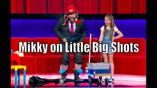 My DAUGHTER MIKKY on TV show Little Big Shots Australia as a Little Inventor