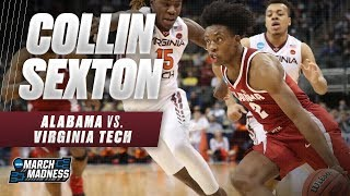 Collin Sexton drops 25 points in Alabama