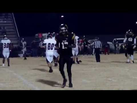 Dillon v. Strom Thurmond, 11/25/16, high school football