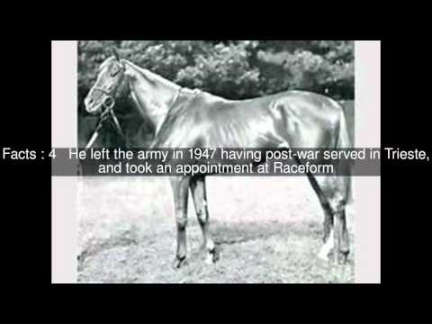 Roger Mortimer (racing) Top  #7 Facts