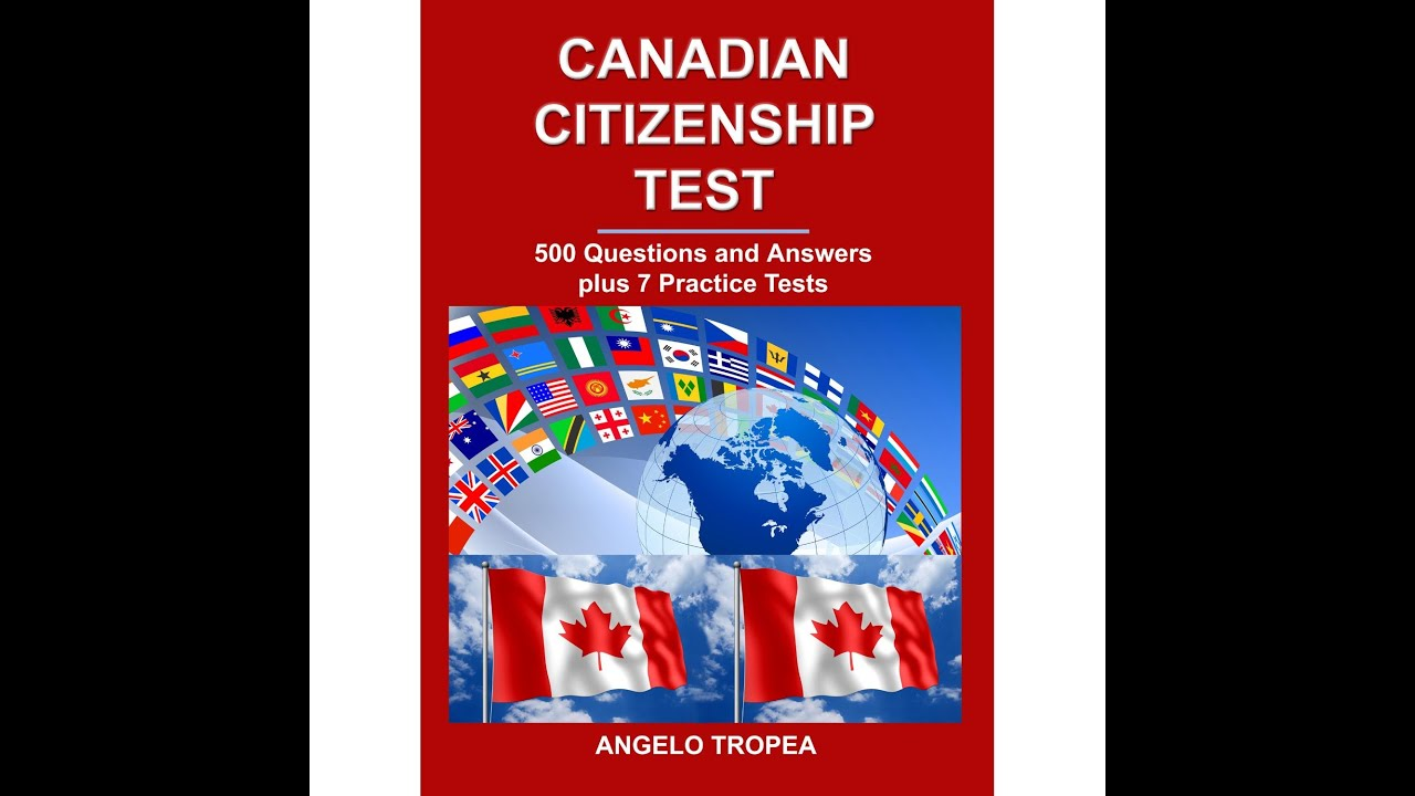 Canadian Citizenship Practice Test 2019