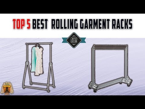 top-5-best-rolling-garment-racks-for-sale