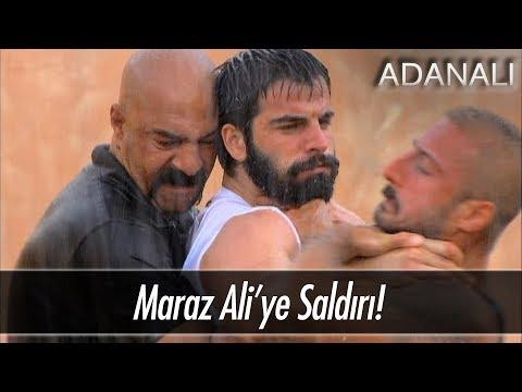 Maraz Ali'ye hapishanede saldırı