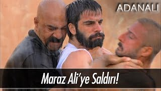 Maraz Ali'ye hapishanede saldırı - Adanalı