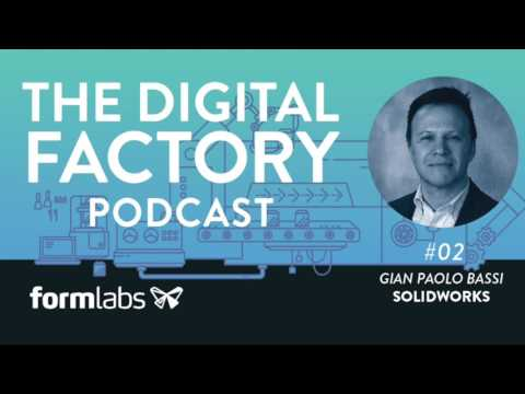 The Digital Factory Podcast #2: Connecting the Dots with Gian Paolo Bassi