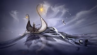 Dreamy Sleep Music, Calming Meditation Music, Angel Healing, Positive Energy ★ 46