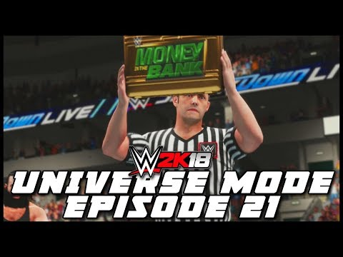 WWE 2K18 | Universe Mode - 'THE WAIT IS OVER!' | #21