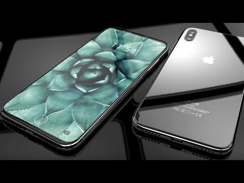 official iphone 8 widescreen concept youtube. Black Bedroom Furniture Sets. Home Design Ideas