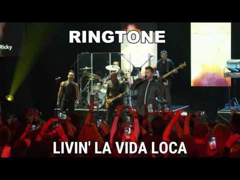 RINGTONE Livin La Vida Loca