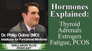 Understanding Hormones: Thyroid, Sex Hormones, Adrenal Dysfunction, Fatigue, Functional MD Dr. Oubre