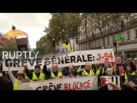 LIVE: 'Yellow Vests'