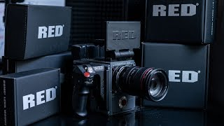 What Accessories Do You Need For a RED Camera? | Scarlet-W Assembly