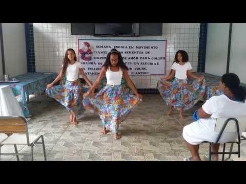 Dança típica da região Norte