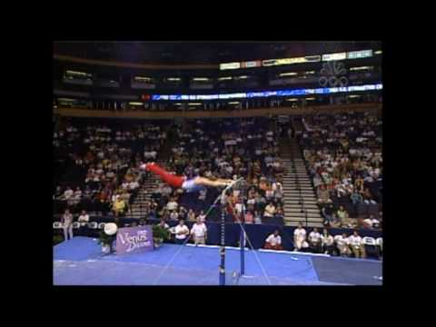 Paul Hamm - High Bar - 2004 U.S. Gymnastics Championships - Men