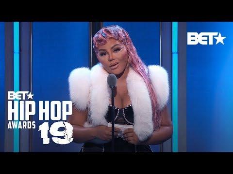 Venom - Lil Kim receives  I am Hip Hop Award