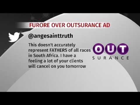 OUTsurance apologises for Fathers day Ad