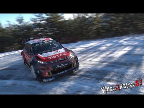 Test Monte Carlo 2019 | Esapekka Lappi | Citroën C3 WRC