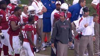 Anquan Boldin goes after Cards Off Coordinator Todd Haley