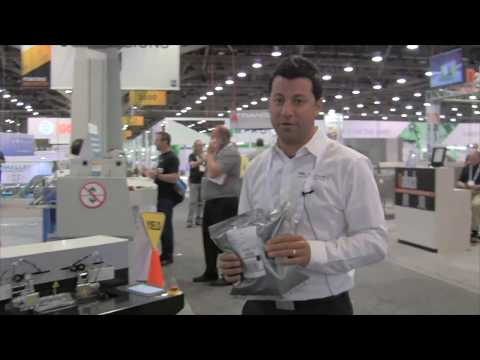 Rollbag R3200 Fulfillment Poly Mailer Bagger - Overview