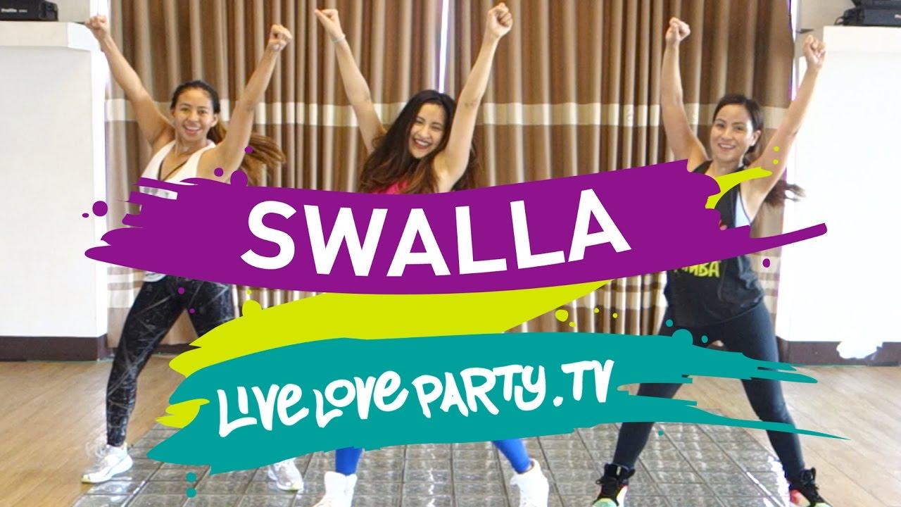 Swalla by Jason Derulo | Live Love Party | Dance Fitness