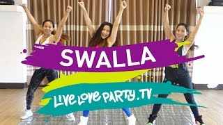 Swalla by Jason Derulo | Live Love Party | Dance Fitness