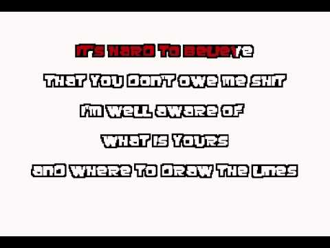 Millencolin - Mr Clean (karaoke video)
