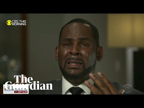 Aly - R. Kelly Cries To Gayle King In New Interview