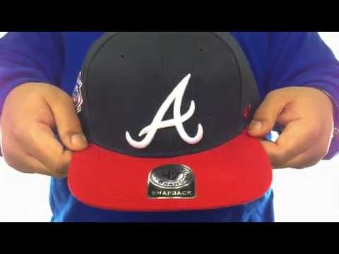 braves-'sure-shot-snapback'-navy-red-hat-by-twins-47-brand