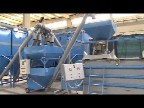 pellet feed factory