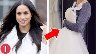 Everything We Know About Meghan Markle's Wedding Dress