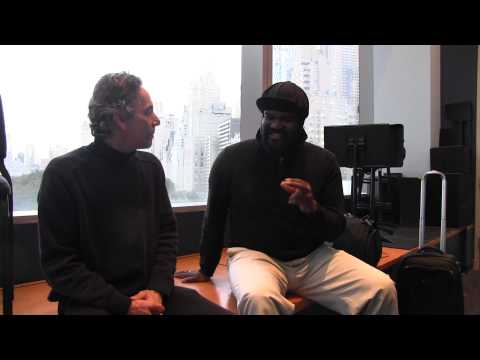 Interview with Gregory Porter