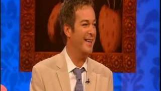 Julian Clary on The Paul O'Grady Show - September 2007