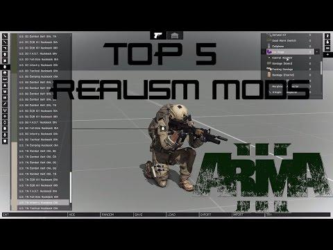 Arma 3 -Top 5 Realism Mods- 2015