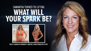 Samantha Bowman, What Was Your Spark? | The Spark
