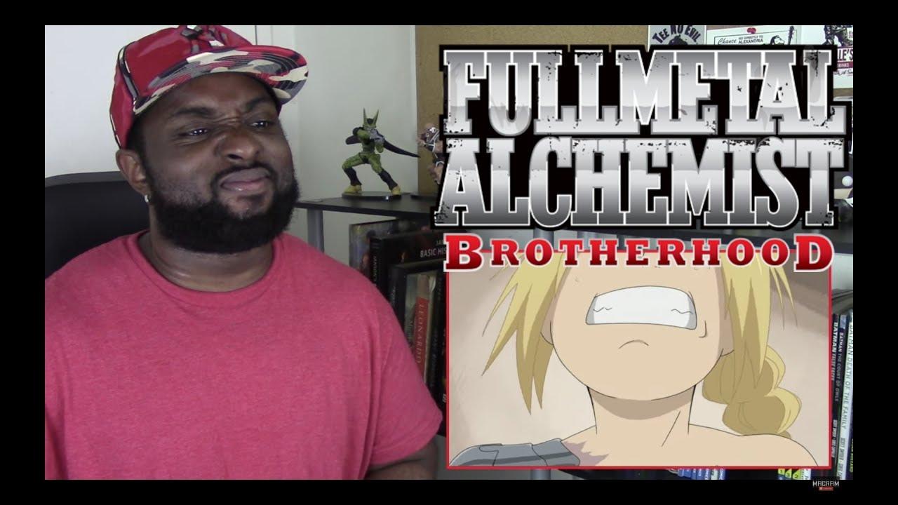 fullmetal alchemist brotherhood 62.rész video