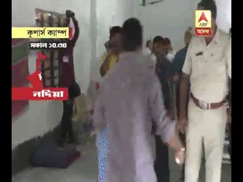 Independent candidate slaps TMC worker inside booth in coopers camp in allegation of keepi